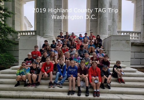 2019 Washington DC Tag Trip