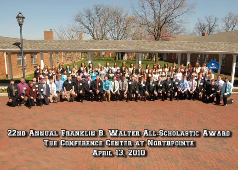 22nd Annual Franklin b Walters award